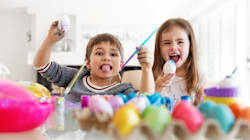 20 Egg Decorating Ideas To Keep Your Kids Occupied All Easter