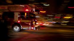Un deuxième incendie criminel en 24 heures dans un immeuble vacant de