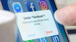 La razón por la que muchos borraron su Facebook y otras