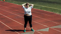 I Became A Plus-Size Fitness Model To Say 'F**k You' To The World's Body
