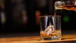 Le whisky écossais a la gueule de