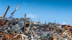 Un présumé cartel de recyclage de métaux démantelé par la