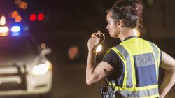Opération policière contre l'alcool et la drogue au volant ce