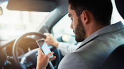 Texting And Driving Is Getting Worse Despite Crackdowns: