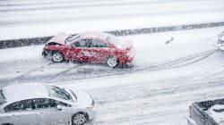 Plusieurs collisions forcent la fermeture de l'autoroute