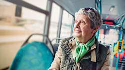 Not Offering Your Seat To The Elderly Is Beneficial For Them: