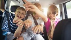 BLOG - Quand faire des longs trajets en voiture avec des enfants se transforme en voyage au bout de