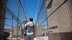 📷 Cómo se ve la vida de un niño en una cárcel en