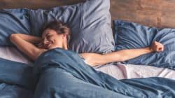 Remolonear en la cama los fines de semana es bueno para la