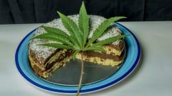 Assaggiano la torta alla marijuana preparata dal figlio e finiscono in