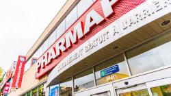 Les magasins Pharmaprix et Loblaw auront le même programme de points