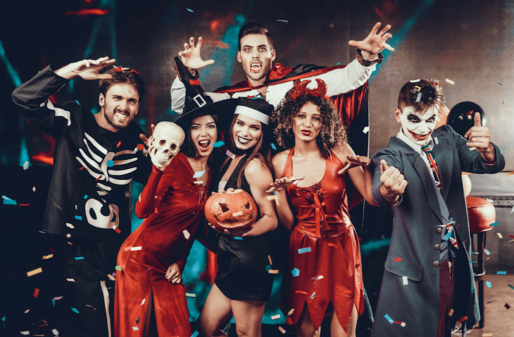 5 Creative Group Costumes To Wear On Halloween 2019 Aol