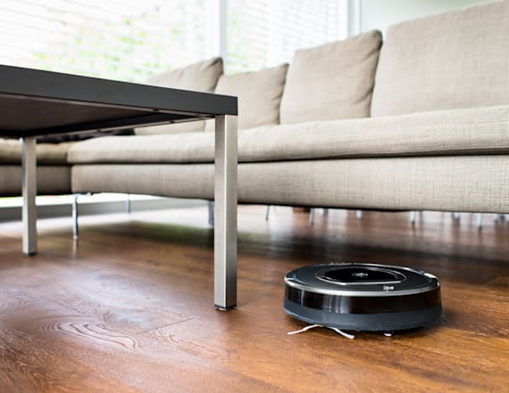 Robotic vacuum and other amazing deals on Amazon