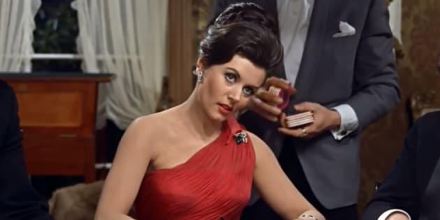 Eunice Gayson, première James Bond Girl de l'histoire, est morte