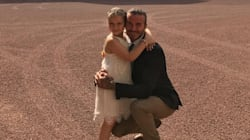 Harper Beckham celebra su cumpleaños en el palacio de