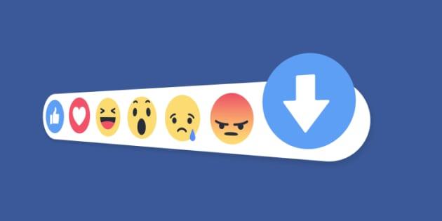Facebook : Un bouton