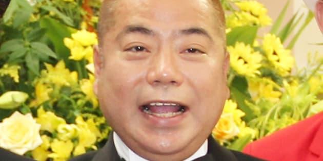 お笑い芸人の出川哲朗さん=2010年8月