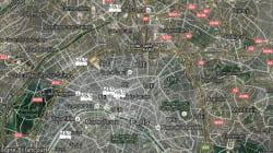 La carte des 7 M&S qui vont fermer en région