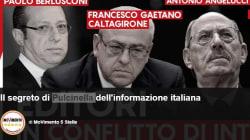 La lista dei cattivi editori sul Blog delle Stelle: la top 5 dei giornali italiani