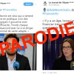 Des députés LREM réclament l'arrêt d'un compte parodique sut Twitter (et ce n'est pas bon