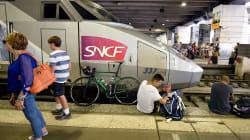 La liste des 47 TGV supprimés au départ et à l'arrivée de la Gare Montparnasse