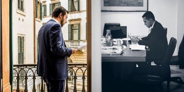 Di Maio e Salvini, operazione di sistema sulle presidenze