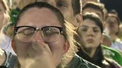 Les Brésiliens rendent hommage à Chapecoense dans les