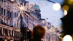 FOTOS: La impresionante iluminación navideña que conquista el centro de