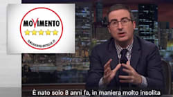 John Oliver prende in giro i candidati alle elezioni italiane: