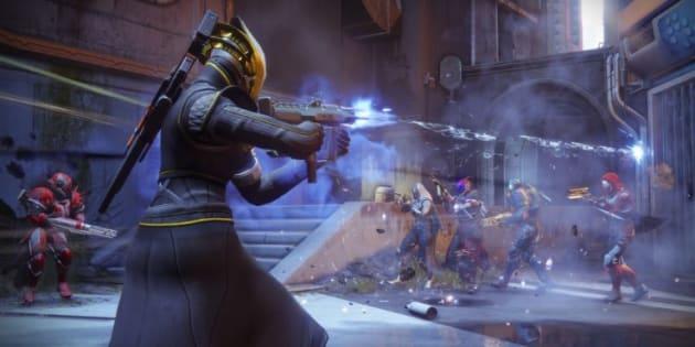 Destiny 2 : Notre première heure de gameplay sur PS4 Pro