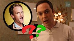 Sheldon Cooper serait-il Barney Stinson dans une autre dimension? Jim Parsons a la