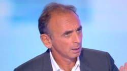 Éric Zemmour annonce (à tort) l'exclusion d'Hapsatou Sy des