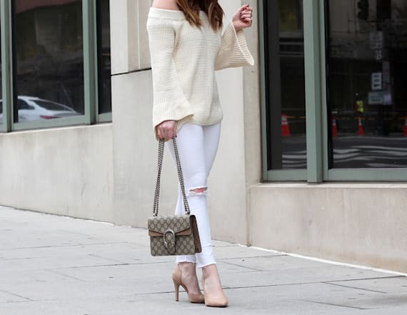 The celebrity guide to buying white pants