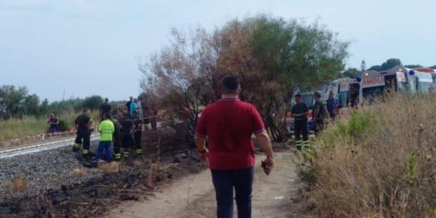 """Il papà dei bimbi uccisi dal treno in Calabria: """"Nel 20"""