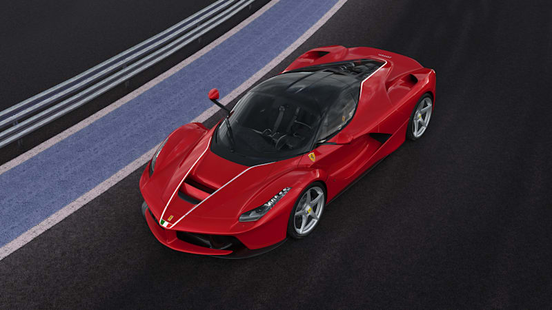 Awesome This $7 Million Ferrari LaFerrari Is The Most Expensive Modern Car Ever  Sold At Auction