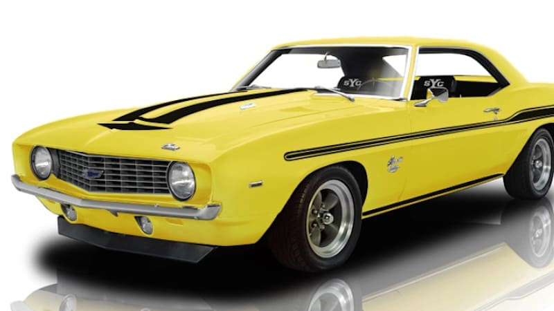 All New 1968 Yenko Chevy Camaros To Go On Sale To