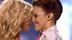 À l'Eurovision, le kitsch et les paillettes ne sont pas incompatibles avec les messages