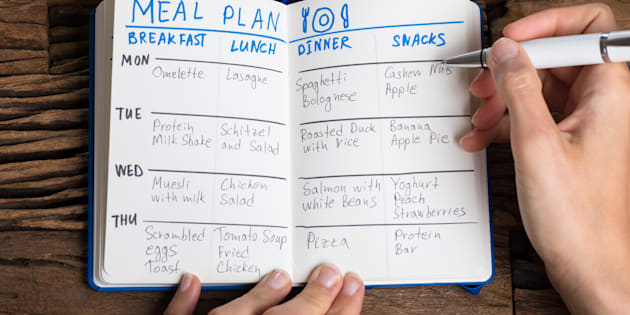 Une étude américaine pointe la corrélation entre le fait de suivre de près ses habitudes alimentaires et la perte de poids.