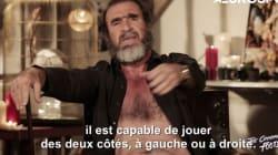Cantona compare Macron et Mbappé dans une analogie sur la