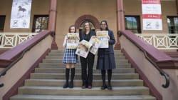 Crowdfunding Saves Kids Newspaper Crinkling