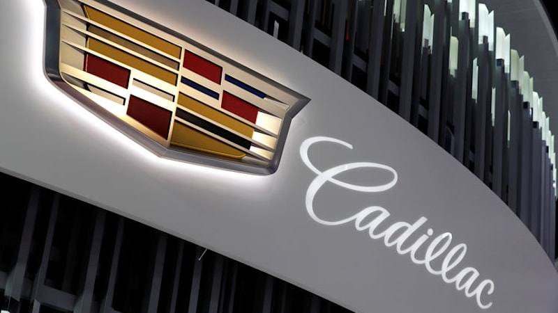 photo of Cadillac will build a Tesla fighter, sources say, as GM's leading EV brand image