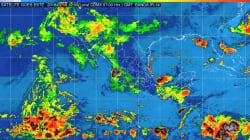 Onda tropical número 14 ocasionará lluvias en todo el
