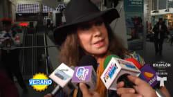 La respuesta pasivo-agresiva de Laura Zapata sobre los desnudos de Camila Sodi en 'Luis Miguel la