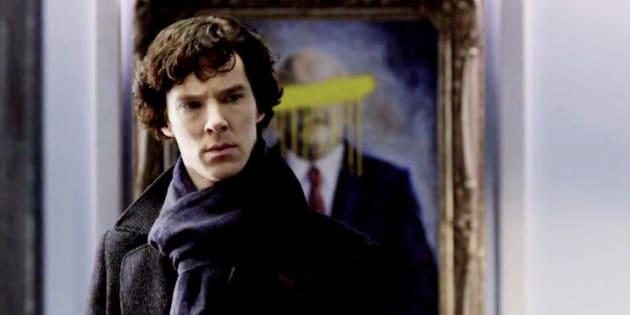 Dans la série Sherlock, le détective a recours à une technique bien particulière pour améliorer sa mémoire.