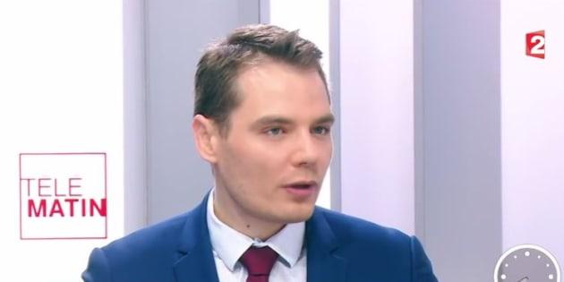 La question qui fâche du HuffPost à Christopher Dembik sur Franceinfo