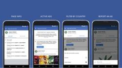 Facebook te permitirá saber de dónde vienen los anuncios