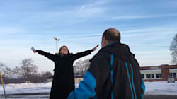 Watch: Ontario Principals Come Up With Best Way To Announce Snow