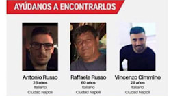 Vinculan a italiano desaparecido con banda criminal en su