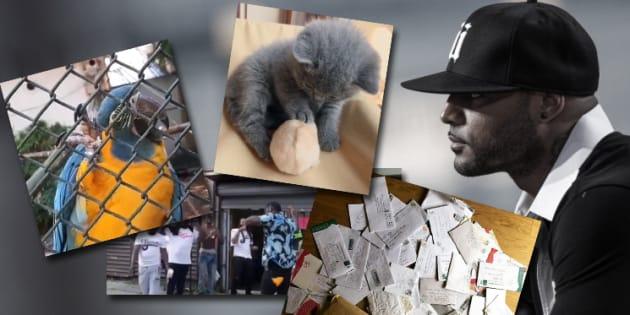 Booba joue la provoc sur Instagram depuis sa sortie de prison