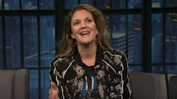 Drew Barrymore Shares Hilarious Story About Daughter's Meltdown At Disney